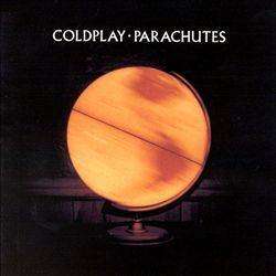 Coldplay Parachutes CD..Love it!