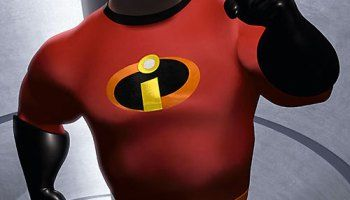 Mr. Incredible - The Incredibles - Bob Parr - Character profile