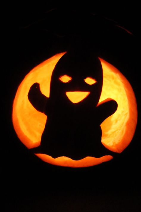 15 Adorable Pumpkin Carving Ideas for 2019 - Rachel's Crafted Life Friendly Ghost Pumpkin Carving Halloween Pumpkin Carving Stencils, Disney Pumpkin Carving, Halloween Pumpkin Designs, Amazing Pumpkin Carving, Pumpkin Carving Templates, Halloween Pumpkins, Ghost Pumpkin, Pumpkin Ideas, Halloween Quotes