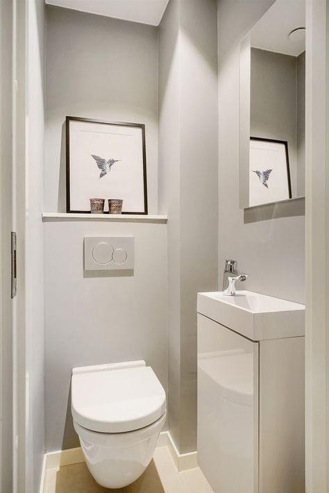 Come Arredare Un Bagno Piccolo 17 Idee Favolose Small Toilet
