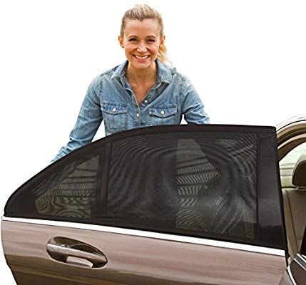 2 Pack Car Sun Shade set
