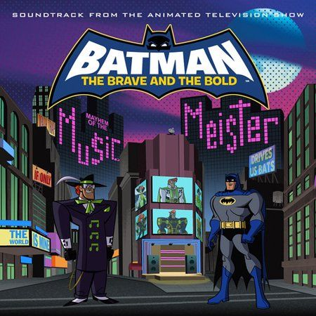 Music Grey Delisle Batman Brave