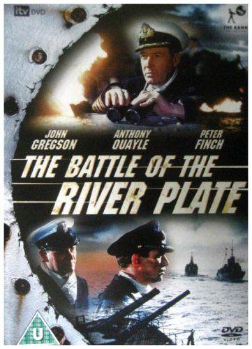 Battle Of The River Plate Reino Unido Dvd Plate River
