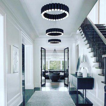 Carousel Led Chandelier By Lee Broom At Lumens Com In 2020 Hallway Designs Lee Broom Design