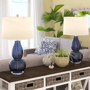 Living Room Lamps Create Beautiful Aura In The Room Table Lamps You 039 Ll Love Wayfair Lamps Living Room Table Lamp Table Lamp Sets