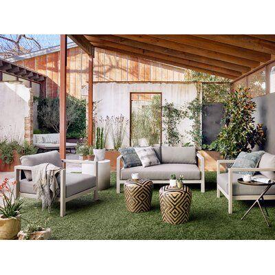 Four Hands Solano Sonoma Teak Patio, 4 Hands Outdoor Furniture
