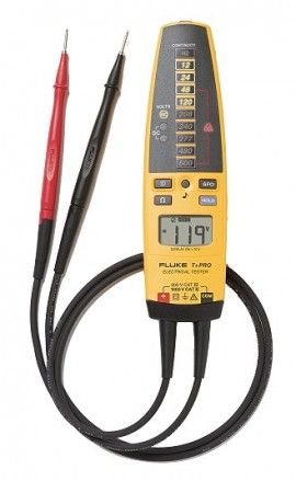 Fluke T Pro Can Electrical Tester Electrical Tester Electricity Tester