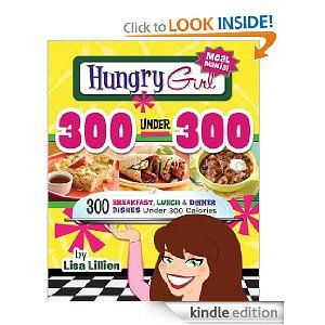 love hungry girl - there's even a kindle edition (at www.amazon.com/Hu...)