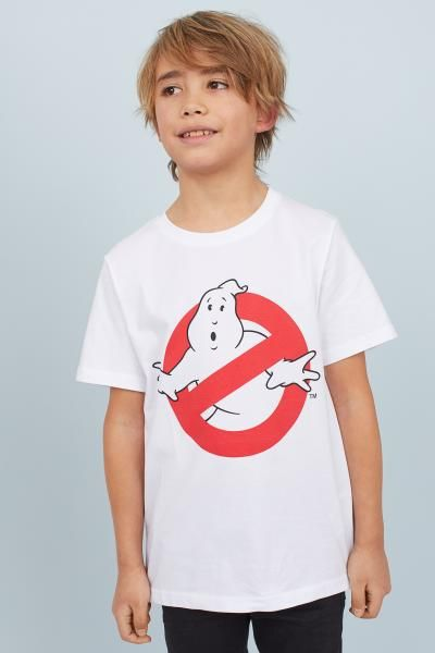 Ghostbusters Boys T-Shirt