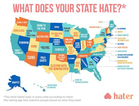 detroit What your State Hates the...