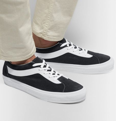 Vans - Staple Bold Ni Suede and Leather
