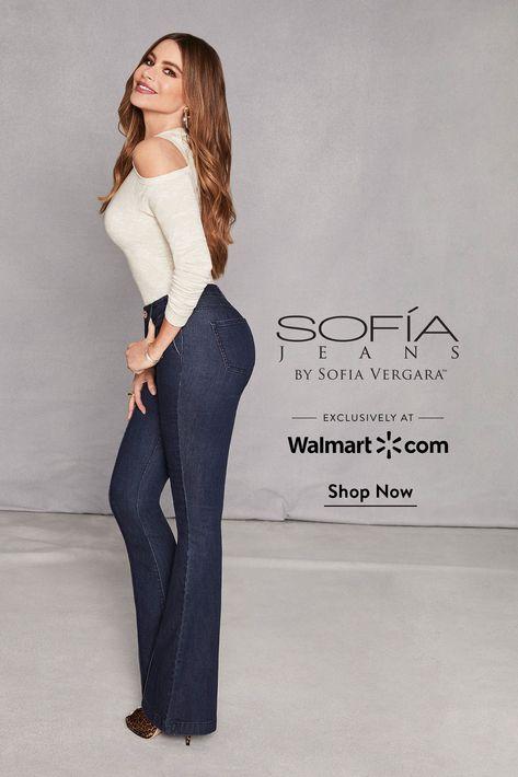 Sofia Jeans - Cold Shoulder