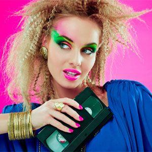 Das Beauty Online Magazin Flaconi 80er Frisuren 80er Jahre Make Up 80er Jahre Haare
