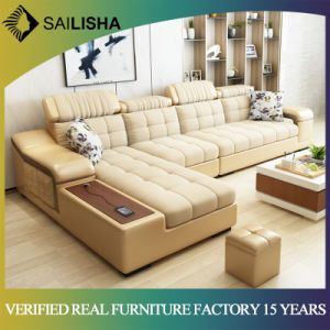 High End Genuine Leather Corner Sofa Set 7 Seater L Shaped Nordic Style Combination Sectional Couch And Sofa Leather Corner Sofa Corner Sofa Set Sofa Set