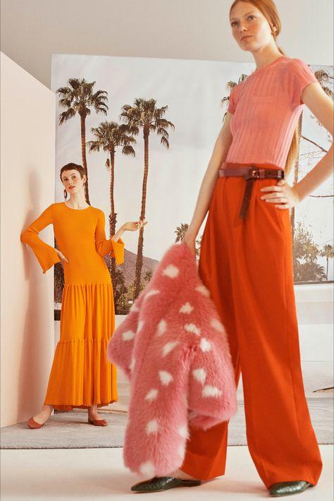 Carolina Herrera New York - Pre-Spring 2019 - Shows - Vogue.it