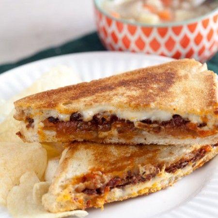 Vegan Eggplant Parmigiana Sandwich