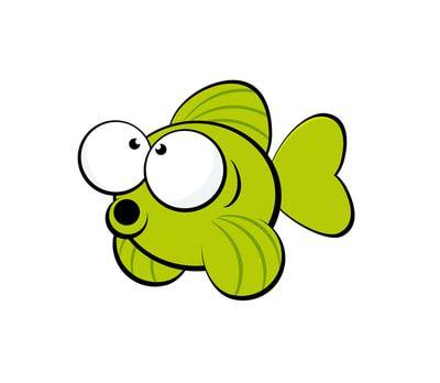 Mascot Logo Logo Designer Fish Cartoon Drawing Cute Fish Cartoon Fish