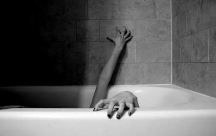 62 ideas bath tub photoshoot dark #bath (With images) | Bathtub ...