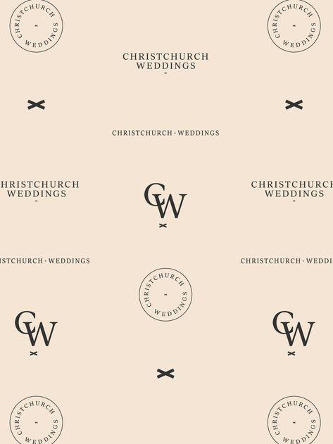 Christchurch Weddings   January Made Design   Websites & Branding