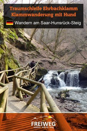 Traumschleife Ehrbachklamm Am Saar Hunsrück Steig In
