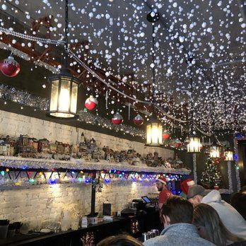 Dc Christmas Pop Up Bar.This Holiday Pop Up Bar Has Become A Dc Holiday Classic