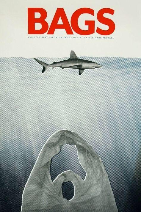 Plásticos, amenaza a la vida oceánica.  Plastic garbage risky for the animal sea life.