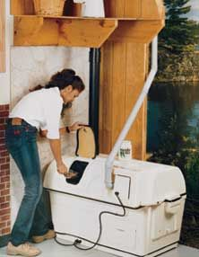 Composting Toilet - need one of these for camp!