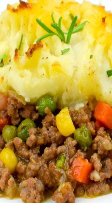 Alton Brown Shepherd S Pie Recipe Beef Recipes Shepherds Pie Alton Brown Shepherds Pie