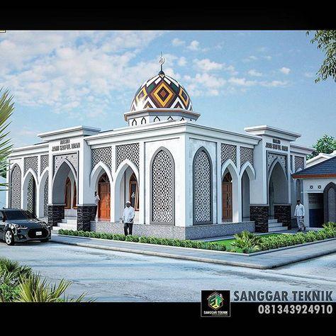 paint Masjid jami Saiful Iman...