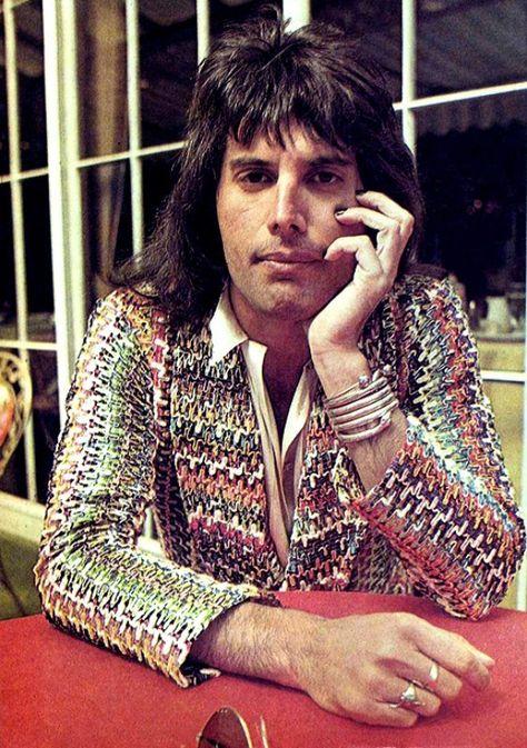 Super Seventies — Freddie Mercury