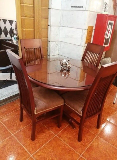 صغيره مدوره رخيصه ترابيزات سفره مودرن طاولات شوفونيره مودرن كلاسيك Dining Table Furniture Home Decor