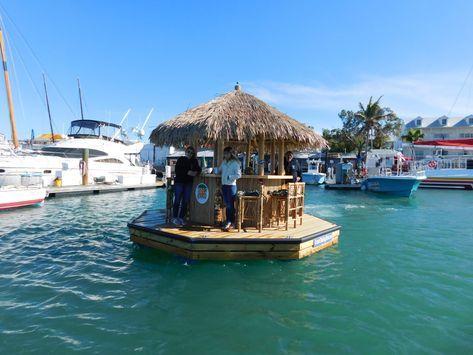 Cruising Tiki Bar In Key West Key West Destin Florida Vacation Time