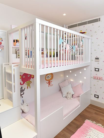Swap A Crib For The Bottom Bed On The Ikea Mydal Bunk Bed Little