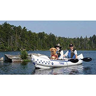 Amazon Com Intex Explorer K2 Kayak 2 Person Inflatable Kayak Set