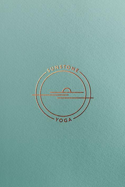 Sunstone Yoga brand mark