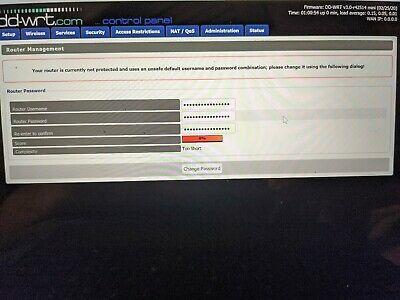 Details About Dd Wrt Pre Loaded Linksys Wrt120n 150 Mbps 4 Port 10