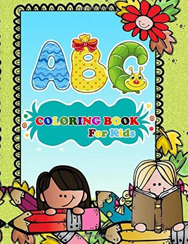 Abc Coloring Book For Kids Alphabet Coloring Book By Md Kausarul Islam In 2020 Abc Coloring Coloring Books Alphabet Coloring
