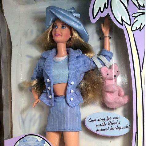 Clueless Cher Large Doll Mattel