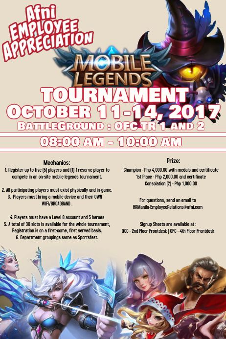 Tournament Gaming Posters Certificate Templates Poster Template