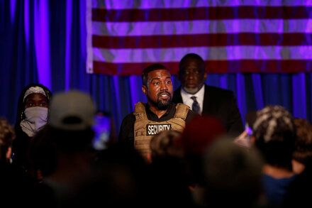 Republicans Aid Kanye Wests Bid To Get On The 2020 Ballot In 2020 Bbc World News Latest News Headlines Breaking News