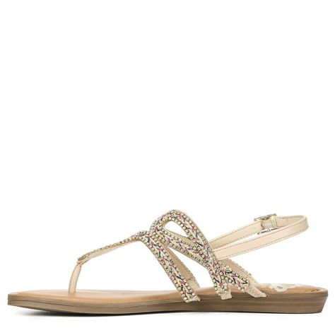 Women's Stella Sandal | Products | Sandals, Leather, Cream