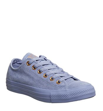 converse all star low pioneer blue