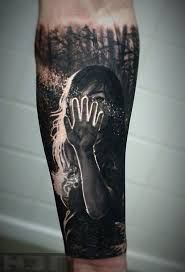 160 Negative Space Tattoo ideas in 2021 | tattoos, body