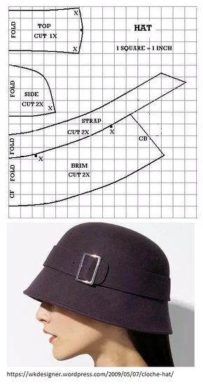Awesome Picture of Beanie Hat Pattern Sewing