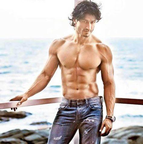 Vidyut Jamwal Fitness Routine for Superbody | Vidyut