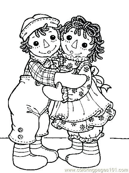- Fresh Raggedy Ann And Andy Coloring Pages Bialystoker Info Printable Raggedy  Ann And Andy, Raggedy Ann, Raggedy
