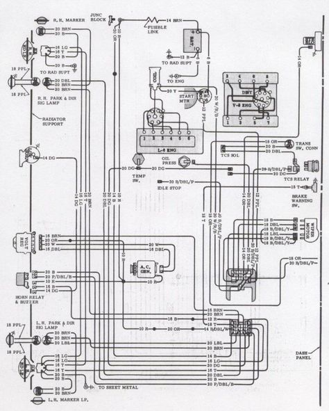 image result for 68 chevelle starter wiring diagram cars 1971 chevelle dash wiring diagram 70 chevelle starter wiring harness diagram #10