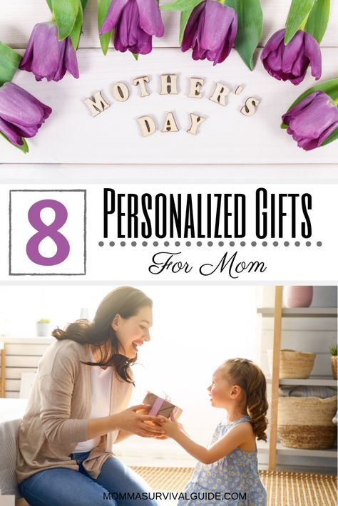 Giving A Unique Gift Will Show Your Mom You Specifically Recognize