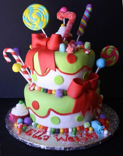 Groovy 27 Beautiful Image Of Birthday Cakes Kids Cute Birthday Cakes Funny Birthday Cards Online Necthendildamsfinfo