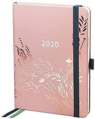 Boxclever Press Everyday Kalender 2020 Auf Englisch Taschenkalender 2020 Mit Seiten Fur Budget To Do Listen Und Monatsube In 2020 Terminplaner Taschenkalender Rosa